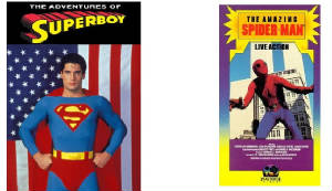 Adventures of Superboy - The Amazing Spider-Man