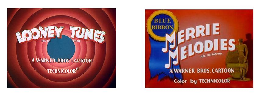 Warner Brothers And Mgm Cartoons
